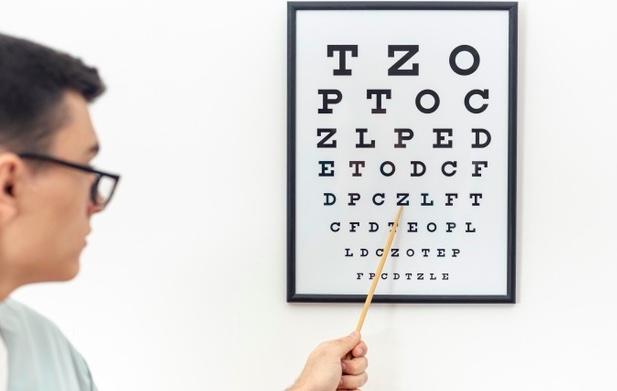 Vision Test image